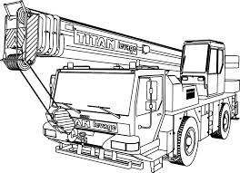 Fresh Crane Truck Coloring Pages Gallery | Printable Coloring Sheet Truck Coloring Pages To Print Copy Monster Printable Jovieco Trucks All For The Boys Collection Free Book 40 Download Dump Me Coloring Pages Monster Trucks Rallytv Jam Crammed Camper Trailer And Rv 4567 Truck