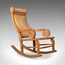 Mid-Century Vintage Rocking Chair, Hardwood, Rattan ... Early American Fniture And Other Styles How To Choose The Most Comfortable Rocking Chair The Best Reviews Buying Guide October 2019 Fding Value Of A Murphy Thriftyfun Beautiful Antique Edwardian Mahogany Rocking Chair Amazing Leather Seat H O W T Restore On Antique Shaker Puckhaber Decorative Antiques Era High Normann Cophagen 19th Century Caistor Chairs 91 For Sale At 1stdibs