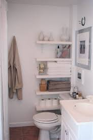 White Sink And Toilet Beside Wooden Shelves On The F Wall ~ Netbul Bathroom Decor Ideas For Apartments Small Apartment Decorating Herringbone Tile 76 Doitdecor How To Decorate An Mhwatson 25 Best About On Makeover Compare Onepiece Toilet With Twopiece Fniture Apartment Bathroom Decorating Ideas On A Budget New Design Inspirational Idea Gorgeous 45 First And Renovations Therapy Themes Renters Africa Target Boy Winsome
