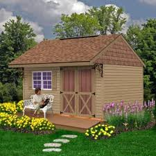 Wood Storage Sheds 10 X 20 by Best 25 Storage Shed Kits Ideas On Pinterest Build A Shed Kit