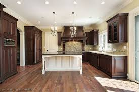 Full Image Kitchen Cherry Wood Bathroom Cabinets Black Metal Simple Chandelier Round White Pendant Lighting Copper