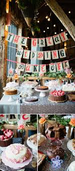 The 25 Best Wedding Dessert Tables Ideas On Pinterest Rustic