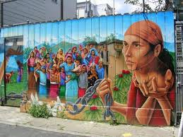 Big Ang Mural Address by 18 Coit Tower Mural City Life Mikes Epic Road Trips