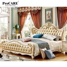 chambre royal luxe européen et américain noblesse de style mobilier de chambre