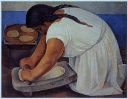 Threshing Floor Definition In Spanish by Diego Rivera La Molendera 1923 Workers In Art Pinterest