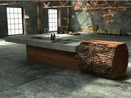 arbeitsplatte mit betonoptik küchenarbeitsplatten aus beton