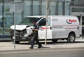 100 Used Trucks Toronto Crash 10 Dead And Several Injured As Van Ploughs Into