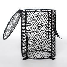 Reptile Heat Lamps Safety by Reptile Basking Lamp Guard Bulb Cage Light Ceramic Vivarium Heat
