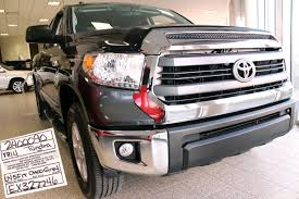 2014 NEW (grey) 2014 Toyota Tundra Truck For Sale In Calgary   Wants ... New Hybrid Trucks 2014 Review And Specs Auto Informations Used Toyota Tundra Sr5 Rwd Truck For Sale Ft Pierce Fl Ex161508 Preowned 4wd Ltd Crew Cab Pickup In San Tacoma Trd Pro News Information Crewmax 57l V8 6spd At Natl At Next Prerunner First Test New Grey Truck For Sale Calgary Wants 4x4 Car Driver 441 21 77065 Automatic Platinum Backup Camera Navi 1794 Driven Top Speed Wallpaper Cars Pinterest Tundra