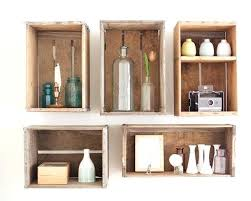 Crate Shelves The Best Milk Ideas On Crates Storage And