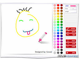 Coloring Pages Printable Cool Module Kids Drawing Online Cute Baby Faces Paintings Beautiful Pick Children