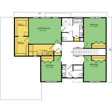 Wausau Homes House Plans by Yellowstone Floor Plan 4 Beds 2 5 Baths 2527 Sq Ft Wausau Homes