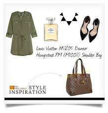 Photos And Inspiration Hstead Place by Style Inspiration Louis Vuitton N51205 Damier Hstead Pm