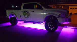Underglow Kits For Trucks - Truck Pictures Buy A Game Truck Pre Owned Mobile Theaters Used Amazoncom Ledglow 6pc Multicolor Smline Led Truck Underbody California Neon Underglow Lights Laws 2018 8pcsset Under Car Light Kit Chassis Ford Fiesta Stickerbomb And Neons Underglow Neon Xkglow Xk034001w White Rock 2011 F250 Off The Clock Photo Image Gallery Colored Lighting Services In Evansville Newburgh Southern New Gen Suv Boat Tube Wide Angle On Chevy Youtube Image 7 Color 4pcs Auto System