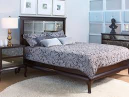Mirrored Headboard Bedroom Set Gallery Including As An for