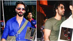 From Shahid Kapoor to Ranbir Kapoor B Town hunks are clearly in