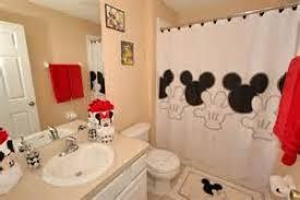 mickey mouse bathroom decor mickey bathroom accessories disney