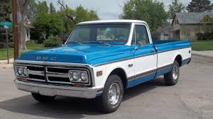 1971 GMC Pickup | F133 | Denver 2016 1970 1971 1500 C20 Chevrolet Cheyenne 454 Low Miles Gmc Truck For Sale New Pickup Trucks Gmc 3500 Fuel Truck Item Da2208 Sold January 10 Go Sale Near Cadillac Michigan 49601 Classics On Friday Night Pickup Fresh Restoration Customs By Vos Relicate Llc F133 Denver 2016 Sierra Grande 1918261 Hemmings Motor News 1968 Long Bed C10 Chevrolet Chevy 1969 1972 Overview Cargurus At Johns Pnic 54 Ford Customline Flickr Used Houston Advanced In