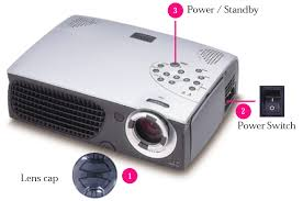 how to replace the optoma ep753 projector l