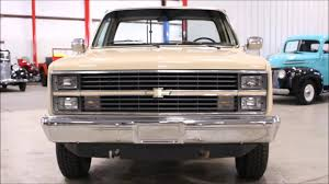 1984 Chevy Scottsdale10 Tan - YouTube 1984 Chevrolet Blazer Overview Cargurus Chevy Truck C10 Silverado For Sale Photos All Of 7387 And Gmc Special Edition Pickup Trucks Part Ii Eight Reasons Why The 2019 Is A Champ K10 Truck Restoration Cclusion Dannix Blacked Out C30 Crew Cab Dually 1998 1500 Sale Nationwide Autotrader 2009 3500 Pricing Features Ratings Reviews Classiccarscom Cc1057898 Chevy Short Bed 1 Ton 4x4 Lifted Lift Monster Mud
