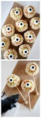 Rice Krispie Treats Halloween Shapes by Zombie Eyeball Rice Krispies Treats Eighteen25