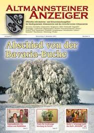 altmannsteiner anzeiger 2013 ausgabe 4 by gewerbeverein