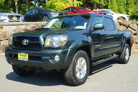 100 Used Toyota Tacoma Trucks For Sale 2011 Near Seattle In Edmonds WA