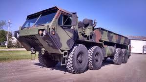 100 Oshkosh Trucks For Sale M985 HEMTT Military Cargo Truck Equipment S LLC