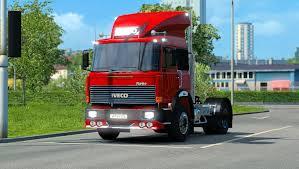 100 Euro Truck Sim Mods IVECO TURBOSTAR SPECIAL Modhubus