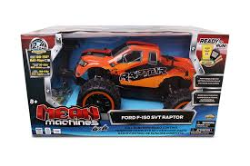 100 Rc Ford Truck Amazoncom NKOK Mean Machines 110 RC F150 SVT Raptor 24