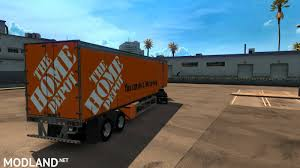 Home Depot Curtain Trailer Skin Mod For American Truck Simulator, ATS Reserve Home Depot Truck Recent Deals Hand Trucks Moving Supplies The Home Depot Intended For Capvating At Least Eight Dead After Truck Crashes Into Pedestrians In New York Two Dead Multiple People Hit By In Cw33 Milwaukee 150 Lbs Foldup Truck73777 600 Lb Capacity Flow Back Solid Tire Truckht700 A Which Struck Down On A Bike Path Accents Holiday 7 Ft Lighted Inflatable Santas Fire Into Tampa 970 Wfla Company Signs Pictures Getty Images Howard Hafkin Twitter They May Rent The From Lowes But