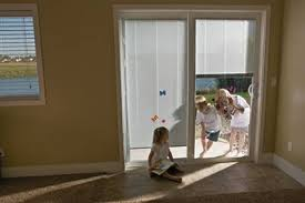French Patio Doors With Built In Blinds by All About Patio Doors With Built In Blinds Feldco