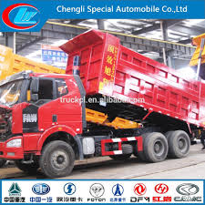 Made In China Shacman Dump Truck 30ton 40ton Hydraulic Front Lifting ...