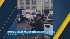 Woman Arrested After Chase In Downtown Los Angeles With Stolen U ... 24 Best Uhaul Truck Parts Images On Pinterest Parts Uhaul The Boat Yardfox Lake American Galvanizers Association Rentals And Moving Supplies Croteau Auto Is Your Van Chevy Express Gta5modscom Thieves Steal Catalytic Convters From Trucks Storage Oregon Services Rvs For Salem Keizer Or How Not To Lose Important Docs Amidst Chaos South Umpqua Now Offers Products Local Biz