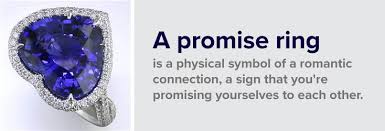 A Promise Ring Is Symbol