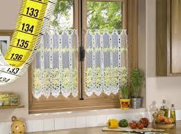 rideau de cuisine brise bise comment mesurer mes rideaux et brise bise en macramé