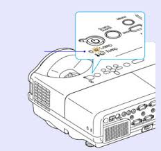 how to replace the epson eb 410w projector l dlp l guide