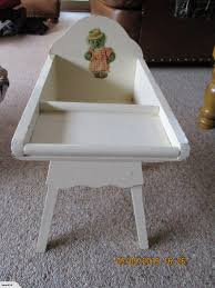 Vintage Wooden Dolls High Chair (PICK UP ONLY) | Trade Me Vintage 1950s Aqua High Chair Baby Doll Hight Chair All Metal Find More Wood Re Finished And Painted Ocean A Highchair Makeover With Tutorial Bare Feet On The Dashboard Hello Dolly Handpainted Highchair With Crib Shabby Nursery Haute Juice 1930 Stock Photo Image Of Light Original Ding Room Lovable Jenny Lind Wooden For Enjoyable Home The Best Inspirational Photos Pic Yellow Winter Bear Home Vintage High In Sw17 Wandsworth For 1000 Sale Shpock Danish Modern Chrome Drafting