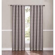 Eclipse Thermalayer Curtains Grommet by Eclipse Campania Damask Blackout Energy Efficient Curtain Panel