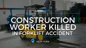 Construction Worker Killed In Forklift Accident | Law Wire News ... Avoiding Forklift Accidents Pro Trainers Uk How Often Should You Replace Your Toyota Lift Equipment Lifting The Curtain On New Truck Possibilities Workplace Involving Scissor Lifts St Louis Workers Comp Bell Material Handling Equipment 1 Red Zone Danger Area Warning Light Warehouse Seat Belt Safety To Use Them Properly Fork Accident Stock Photos Missouri Compensation Claims 6 Major Causes Of Forklift Accidents Material Handling N More Avoid Injury With An Effective Health And Plan Cstruction Worker Killed In Law Wire News