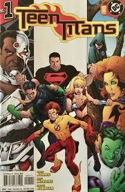 Teen Titans Vol3 1 2003