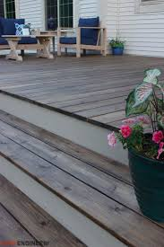Longest Lasting Deck Stain 2017 by Best 25 Semi Transparent Stain Ideas On Pinterest Outdoor Wood