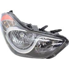 elantra headlight ebay