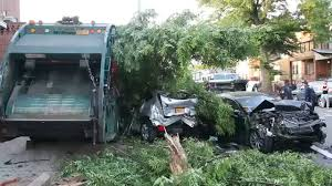 100 Fatal Truck Accidents NYPD Launches Crackdown On Private Garbage Truck After Spate Of