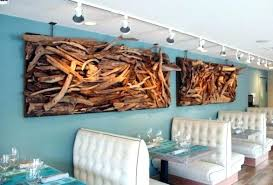Driftwood Wall Decor Art Awesome In Home Designing Inspiration With