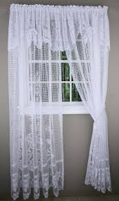 curtain easy style carlye curtain panel with attached valance
