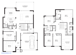 Simple 5 Bedroom House Plans Lovely Apartments Simple 5 Bedroom