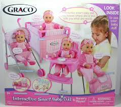 UPC 678352621527 - 2004 Tollytots Graco Interactive Smart Baby Doll ... Graco Doll Accsories Toys Ardiafm Baby Doll Nursery Playset Toy Cot Stroller High Chair Dolly Play Set New Baby Swing Feeding Diaper Bag Guidecraft White Products Pinterest Tollytots Little Mommy Model 84810 Pretty Pink Fisher Price Spacesaver Duo Diner 3 In 1 Convertible Carlisle Chairs Dolls High Chair Haing Electric Swings Litlestuff Rainforest Highchair Tolly Tots Rare Buy Online From Fishpondcomau