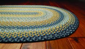 Homespice Decor Cotton Braided Rugs by 100 Homemade Braided Rugs How To Make A Knotted Rag Rug