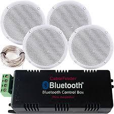 smart home bluetooth verstärker 4 x unempfindlich